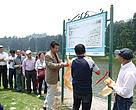 Inauguratation of sinages at Mirik on occasion of International Day for Biological Diversity 2017